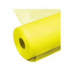 FABER Сетка фасадная желтая 5*5мм 145г/м2 20 м