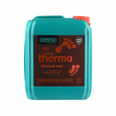 Cemmix Добавка для теплых полов CemThermo 5л