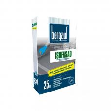 Bergauf Isofasad клей для плит из пенополистирола и минеральной ваты 25кг