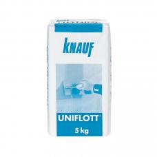 Knauf УНИФЛОТ шпатлевка 5кг