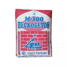 ФИНСТРОЙ Пескобетон М-300 40 кг
