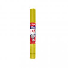 Izoway Сетка фасадная желтая 145г/м2 5х5 30 м