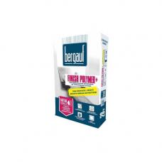 Bergauf Finish Polymer+ шпаклевка полимерная белая 20 кг