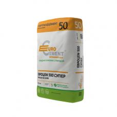 Евроцемент Цемент М500 50 кг