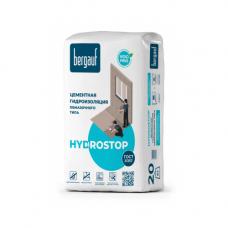 Bergauf Hydrostop цем.гидроизоляция обмазочного типа 20 кг