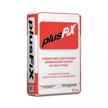 Litokol PlusFix клеевая смесь 25 кг