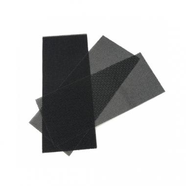 Абразивная шлифовальная сетка для штукатурных работ (влагостойкая) Р180 110мм х 280мм (уп.5шт)