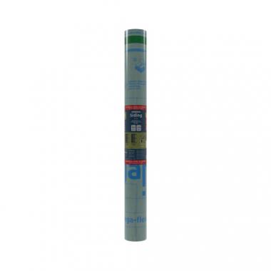 Megaflex A Siding  (70м2) с двумя клеевыми лентами влаго-ветрозащитная однослойная мембрана