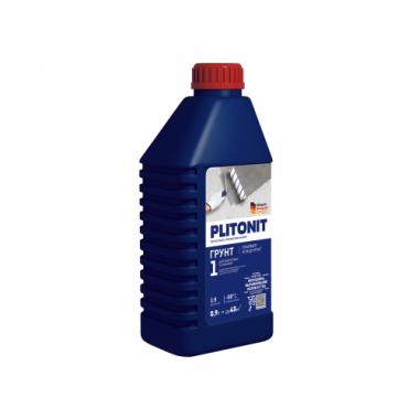Плитонит Грунт 1 концентрат 1 л