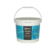 Obern Гидроизоляция GIDRO STOP полиакриловая 10 л