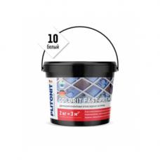 ПЛИТОНИТ Colorit Fast Premium затирка эпоксидная белый 2кг