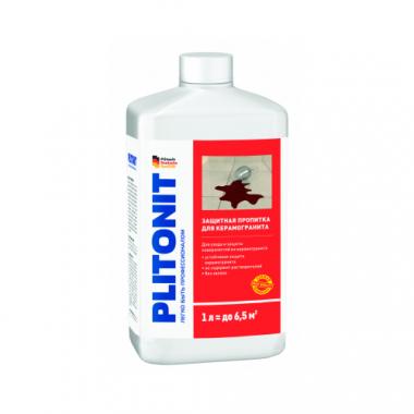 ПЛИТОНИТ Защитная пропитка для керамогранита 1 л.