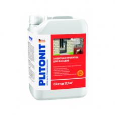 Плитонит Защитная пропитка для фасада 2,5 л