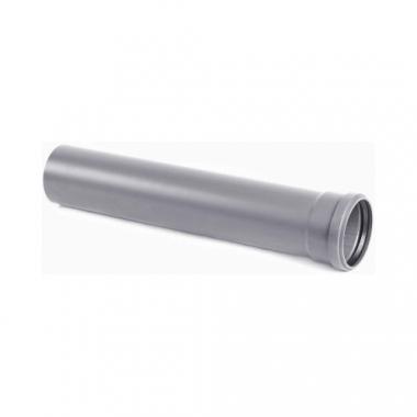 MegaPlast Труба для внутренней канализации 110х1500х2,2 мм