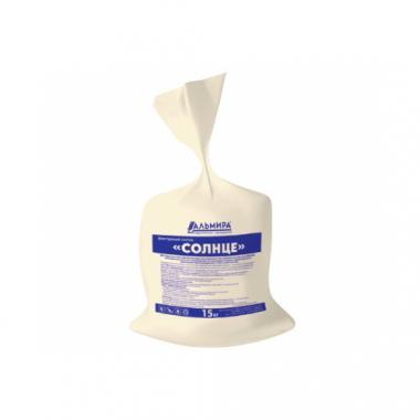 Отделочный фактурный состав «СОЛНЦЕ»  Белый 15 кг