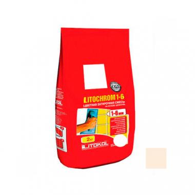 Litokol LITOCHROM 1-6 C.130 песочный 2 кг