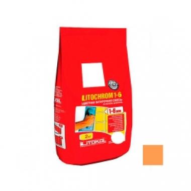 Litokol LITOCHROM 1-6 C.700 оранж 2 кг