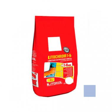 Litokol LITOCHROM 1-6 C.190 васильковый 2 кг