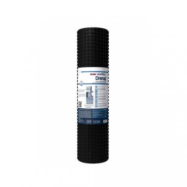 Gruntflex Drenaj (c геотекстилем) Профилированная мембрана 2х20 м