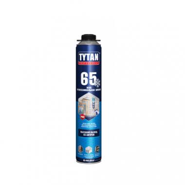 Tytan Пена профессиональная 65  ЗИМНЯЯ 750 мл