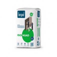 Bergauf Isofasad клей для плит из пенополистирола и минеральной ваты 25 кг