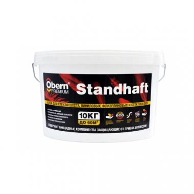 Obern Premium Standhaft Клей для стеклохолстов и обоев 10 кг
