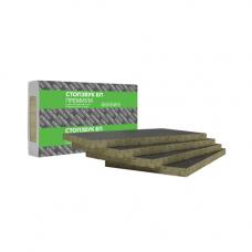 Техносонус Плита шумопоглощающая СтопЗвук БП Премиум (1м х 0,6м х 50мм, 4шт./упак) 2,4 м2