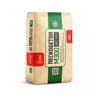 Старатели Пескобетон М-300 40кг