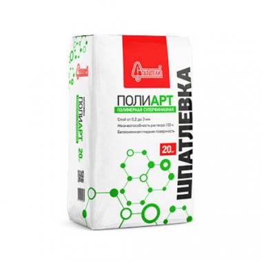 Старатели ПОЛИАРТ шпатлевка полимерная 20 кг