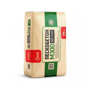 Старатели Пескобетон М-300 25 кг