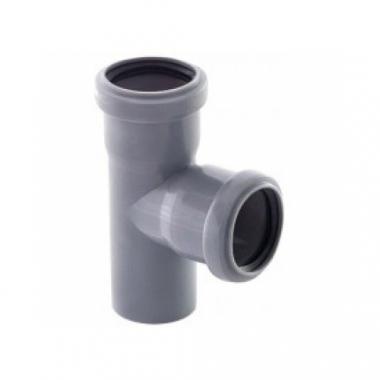 MegaPlast Тройник 90* 50х50 мм