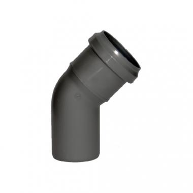 MegaPlast Отвод внутренний 50х45 мм