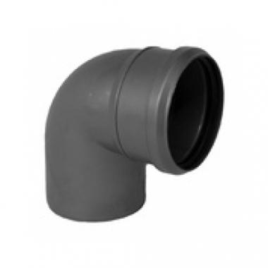 MegaPlast Отвод внутренний 110х90 мм