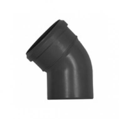 MegaPlast Отвод внутренний 110х45 мм