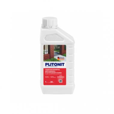 Плитонит Защитная пропитка для клинкера 1 л