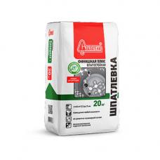 Шпаклевка полимерная Финишная ПЛЮС влагостойкая Старатели 20 кг (77)