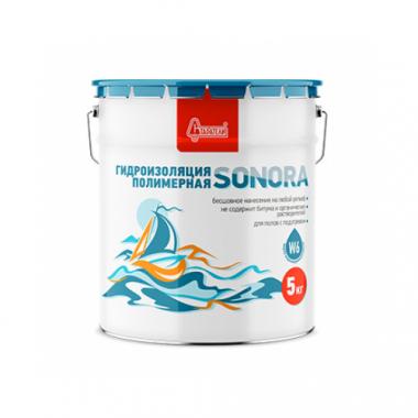 Старатели Гидроизоляция полимерная Sonora 5кг