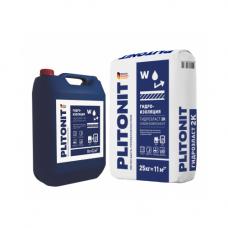 ПЛИТОНИТ ГидроЭласт 2К (жидк.)  двухкомпонентная гидроизоляция 8л