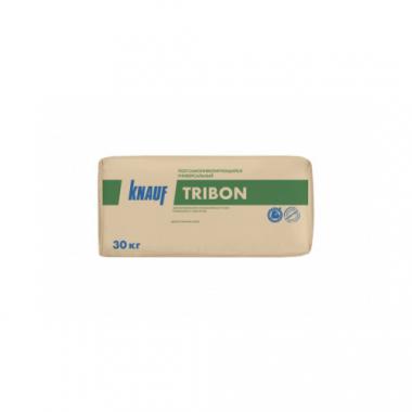 Knauf Трибон Ровнитель универсальный самовыравнивающийся 30 кг