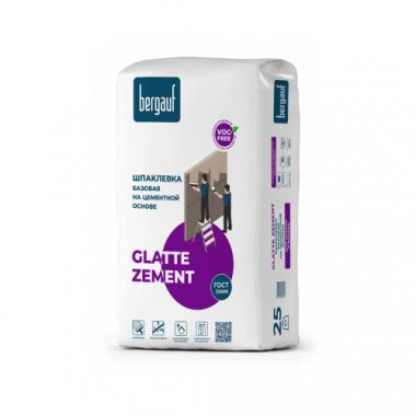 Bergauf Glatte Zement базовая цементная шпаклевка 25 кг