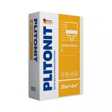 Плитонит Шпаклевка цементная ПЛИТОНИТ К 20 кг