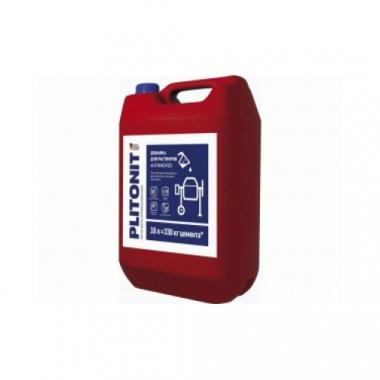 Плитонит Антифриз Противоморозная добавка 10 л