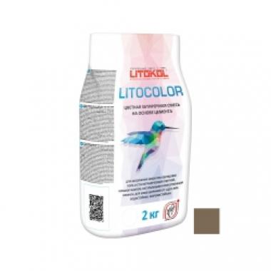 Litokol LITOCOLOR L.12 Темно-серый 2 кг