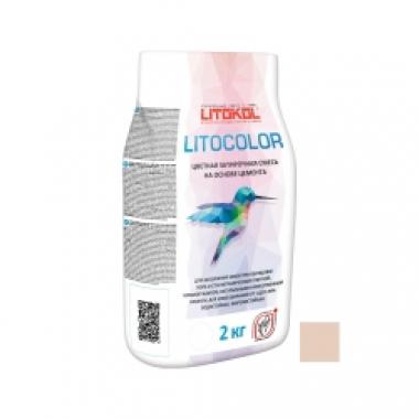 Litokol LITOCOLOR L.23 Темно-бежевыйалюм.мешок 2 кг