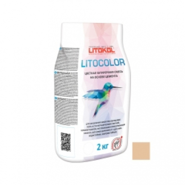 Litokol LITOCOLOR L.24 Карамель 2кг