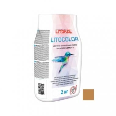 Litokol LITOCOLOR L.25 Коричневый 2 кг