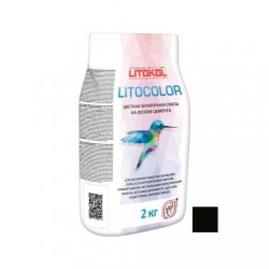 Litokol LITOCOLOR L.14 Антрацит 2 кг