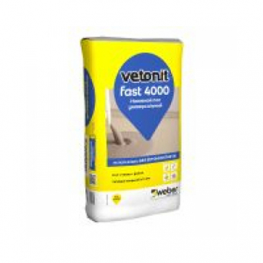 Ветонит Фаст 4000 наливной пол 20 кг