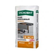 Клей монтажный Основит Селформ MC112 20кг