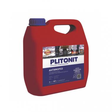 Плитонит АнтиМороз добавка для растворов 3 л